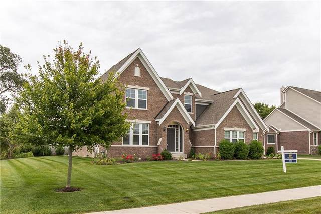 11681 Gladstone Court, Fishers, IN 46037 (MLS #21735722) :: AR/haus Group Realty