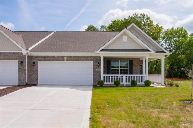 6301 Stallion Way, Indianapolis, IN 46260 (MLS #21735729) :: Anthony Robinson & AMR Real Estate Group LLC
