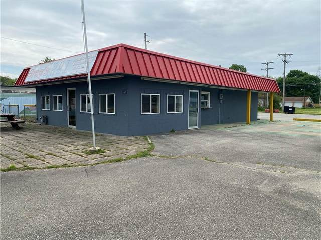 1007 W Mill Street, Middletown, IN 47356 (MLS #21736062) :: RE/MAX Legacy