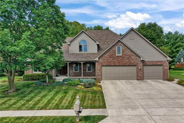 1874 Cherry Tree Road, Avon, IN 46123 (MLS #21736239) :: Mike Price Realty Team - RE/MAX Centerstone