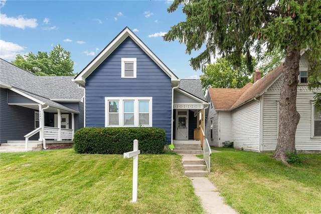 528 Weghorst Street, Indianapolis, IN 46203 (MLS #21736412) :: Mike Price Realty Team - RE/MAX Centerstone