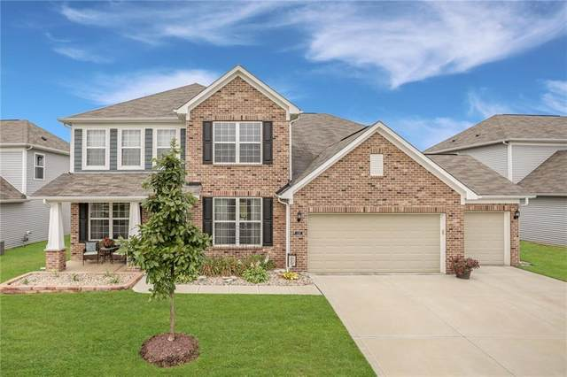 4380 Nigella Drive, Plainfield, IN 46168 (MLS #21736520) :: Mike Price Realty Team - RE/MAX Centerstone
