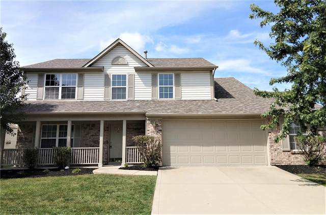11922 Cedar Drive, Fishers, IN 46037 (MLS #21736536) :: The ORR Home Selling Team