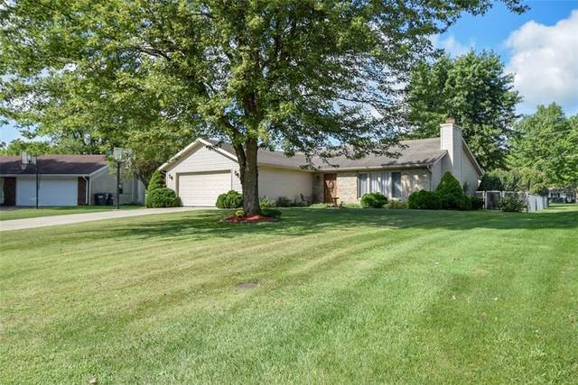 3109 S Scott Drive, Yorktown, IN 47396 (MLS #21736577) :: Anthony Robinson & AMR Real Estate Group LLC