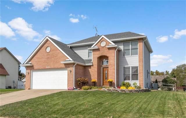 3476 Kensington Ct, Columbus, IN 47203 (MLS #21736985) :: The ORR Home Selling Team