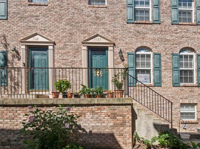 3025 Armory Drive, Indianapolis, IN 46208 (MLS #21736987) :: The Evelo Team