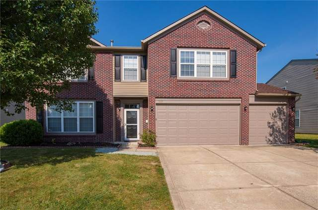 7220 Bruin Drive, Indianapolis, IN 46237 (MLS #21736996) :: Anthony Robinson & AMR Real Estate Group LLC