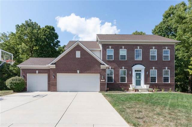 5328 Banksia Court, Plainfield, IN 46168 (MLS #21737293) :: The ORR Home Selling Team