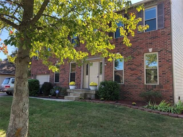 6799 Royal Lane, Avon, IN 46123 (MLS #21737298) :: Anthony Robinson & AMR Real Estate Group LLC