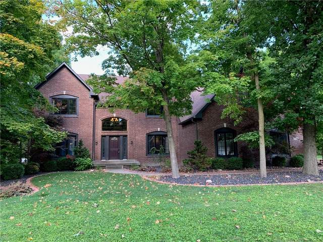 13804 Oakwood Court, Carmel, IN 46032 (MLS #21737364) :: Anthony Robinson & AMR Real Estate Group LLC