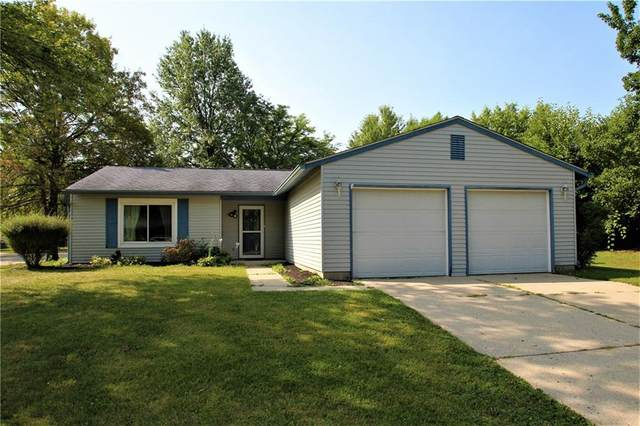 3811 Oil Creek Drive, Indianapolis, IN 46268 (MLS #21737373) :: Mike Price Realty Team - RE/MAX Centerstone