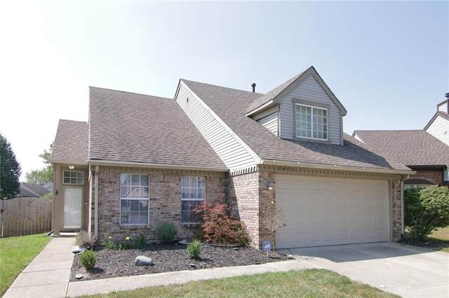 7035 Sea Eagle Court, Indianapolis, IN 46254 (MLS #21737449) :: Anthony Robinson & AMR Real Estate Group LLC