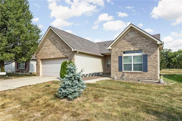 1101 Blue Bird Drive, Indianapolis, IN 46231 (MLS #21737453) :: Mike Price Realty Team - RE/MAX Centerstone