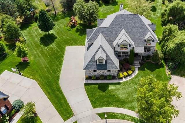 13121 Callaway Court, Fishers, IN 46037 (MLS #21737502) :: Mike Price Realty Team - RE/MAX Centerstone