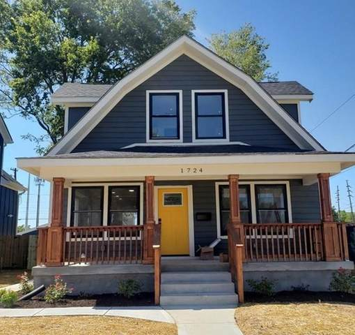 1724 Rembrandt Street, Indianapolis, IN 46202 (MLS #21737628) :: Anthony Robinson & AMR Real Estate Group LLC