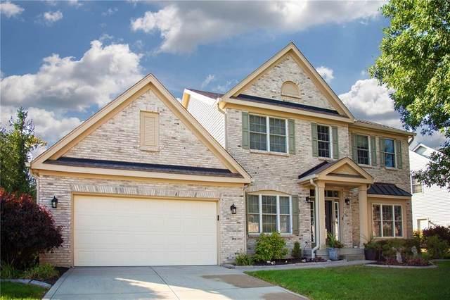 7860 Highland Meadows Drive, Brownsburg, IN 46112 (MLS #21737669) :: Richwine Elite Group