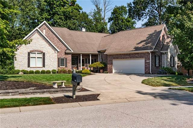 11150 Ravenna Way, Indianapolis, IN 46236 (MLS #21737890) :: The ORR Home Selling Team