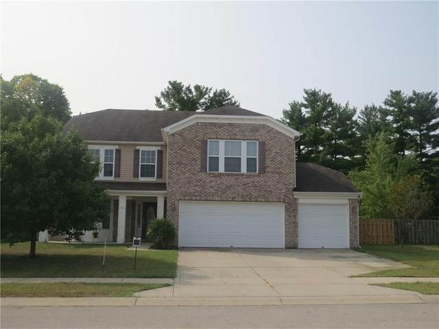 12453 Looking Glass Way, Indianapolis, IN 46235 (MLS #21737937) :: Mike Price Realty Team - RE/MAX Centerstone