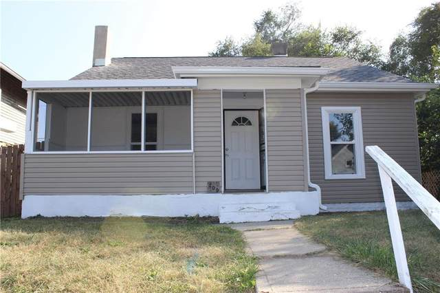 409 Harvard Place, Indianapolis, IN 46208 (MLS #21738081) :: Mike Price Realty Team - RE/MAX Centerstone