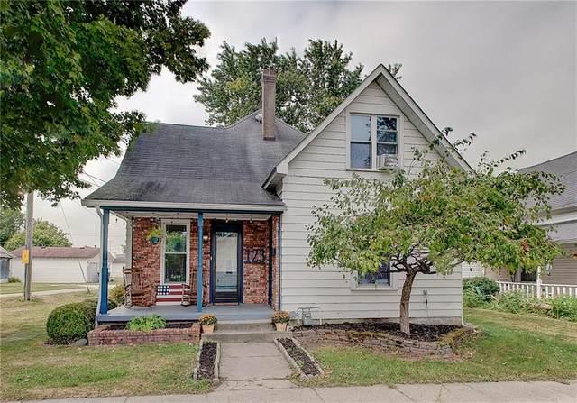 123 N John Street, Pendleton, IN 46064 (MLS #21738308) :: Richwine Elite Group
