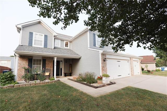 7890 Sergi Canyon Drive, Indianapolis, IN 46217 (MLS #21738516) :: Anthony Robinson & AMR Real Estate Group LLC