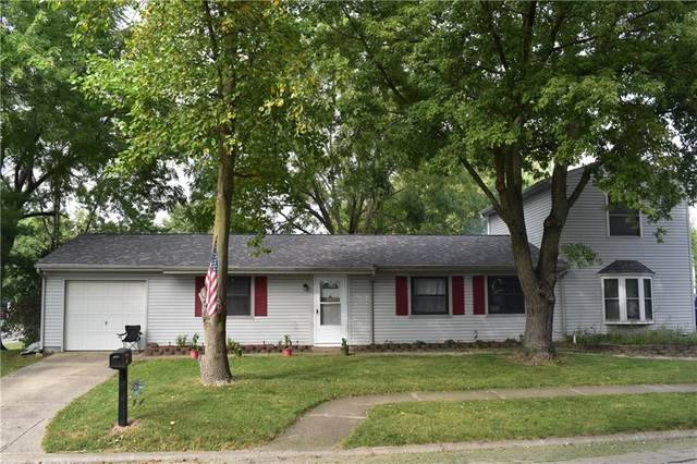 1302 Shook Drive, Shelbyville, IN 46176 (MLS #21738530) :: Mike Price Realty Team - RE/MAX Centerstone