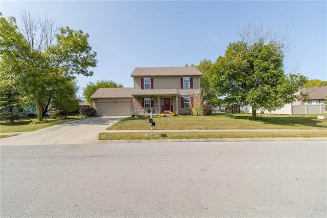 832 Dream March Drive, Greenfield, IN 46140 (MLS #21738537) :: Heard Real Estate Team | eXp Realty, LLC