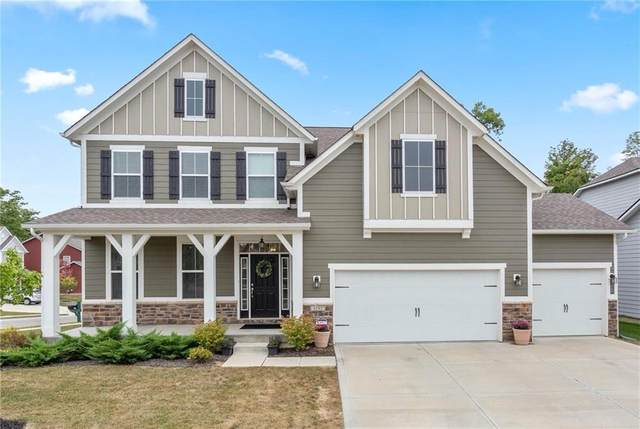 4292 Bexley Court, Avon, IN 46123 (MLS #21738645) :: Mike Price Realty Team - RE/MAX Centerstone