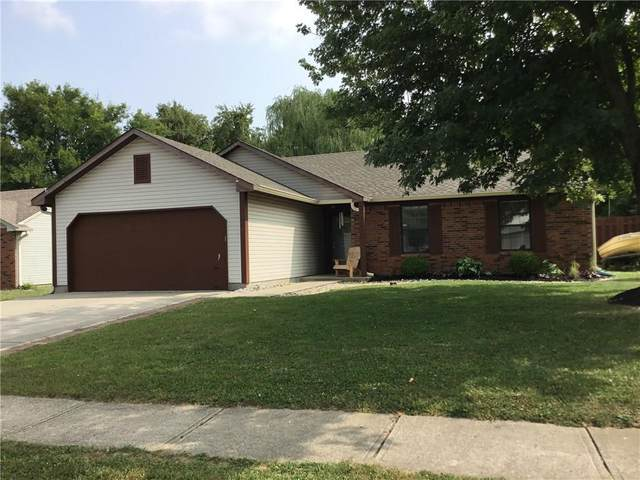 7157 Carrie Drive, Indianapolis, IN 46237 (MLS #21738696) :: Anthony Robinson & AMR Real Estate Group LLC