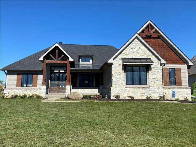 57 Old Ashbury Road, Westfield, IN 46074 (MLS #21738709) :: Mike Price Realty Team - RE/MAX Centerstone