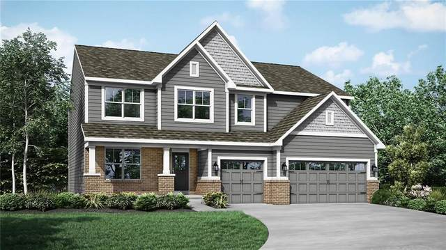 6689 Collisi Place, Brownsburg, IN 46112 (MLS #21738923) :: The Evelo Team