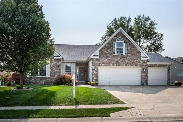 9205 Tenor Drive, Indianapolis, IN 46231 (MLS #21738990) :: Mike Price Realty Team - RE/MAX Centerstone