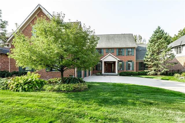 6392 Oxbow Way, Indianapolis, IN 46220 (MLS #21739001) :: AR/haus Group Realty