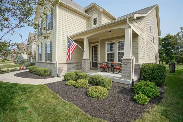 2705 E High Grove Circle, Zionsville, IN 46077 (MLS #21739060) :: Ferris Property Group