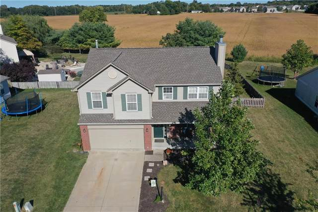 19244 Golden Meadow Way, Noblesville, IN 46060 (MLS #21739124) :: The Evelo Team