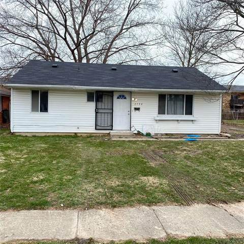 2754 W 18TH Street, Anderson, IN 46012 (MLS #21739181) :: Ferris Property Group