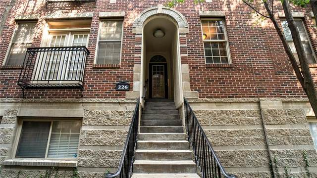 226 N Cleveland Avenue E, Indianapolis, IN 46204 (MLS #21739413) :: The Evelo Team
