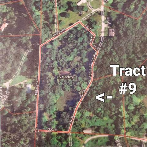 0 Hickory Nut Road Tract 9, Cloverdale, IN 46120 (MLS #21739436) :: Mike Price Realty Team - RE/MAX Centerstone