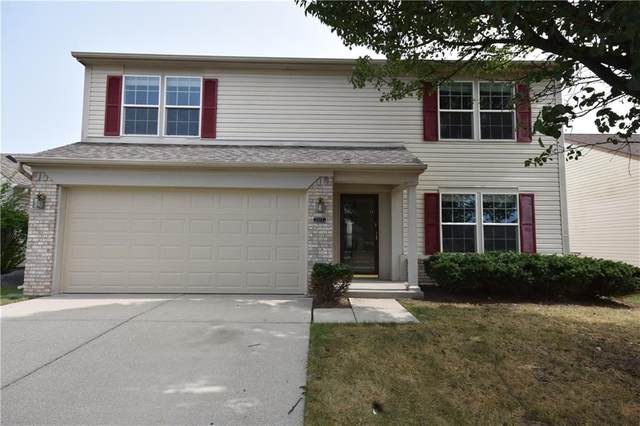 2377 Real Quiet Drive, Indianapolis, IN 46234 (MLS #21739439) :: Anthony Robinson & AMR Real Estate Group LLC