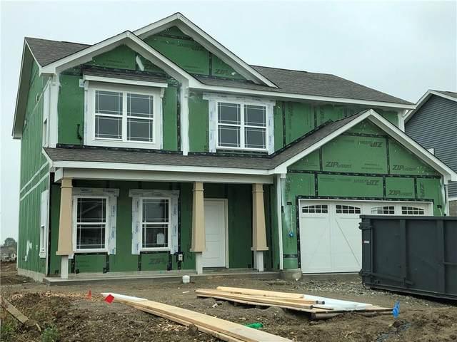 6632 Laredo Drive, Mccordsville, IN 46055 (MLS #21739508) :: Ferris Property Group