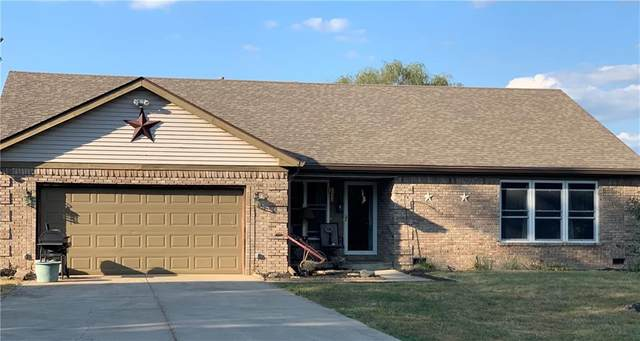 3800 E Centenary Road, Mooresville, IN 46158 (MLS #21739561) :: Mike Price Realty Team - RE/MAX Centerstone