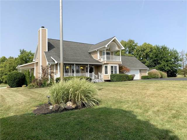 2675 Lakeview Drive, New Castle, IN 47362 (MLS #21739597) :: Richwine Elite Group