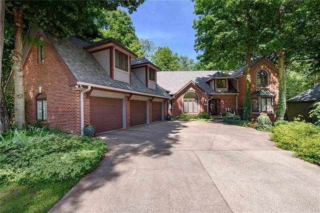 5196 Carrington Circle, Carmel, IN 46033 (MLS #21739619) :: The ORR Home Selling Team