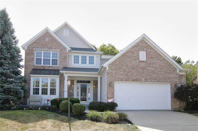 8881 Lindsey Court, Fishers, IN 46038 (MLS #21739633) :: Richwine Elite Group
