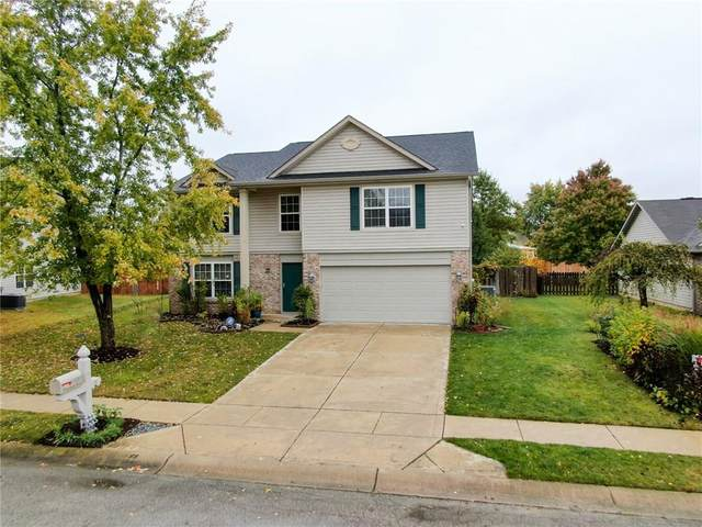 10267 Plantana Boulevard, Fishers, IN 46038 (MLS #21739679) :: The ORR Home Selling Team