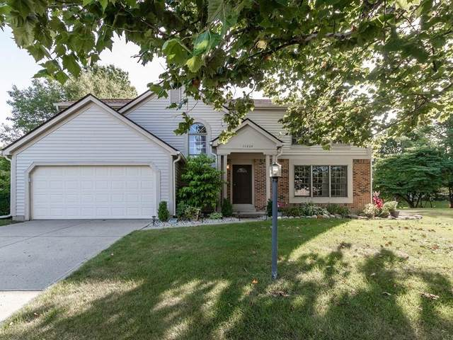 11223 Garrick Street, Fishers, IN 46038 (MLS #21739791) :: David Brenton's Team