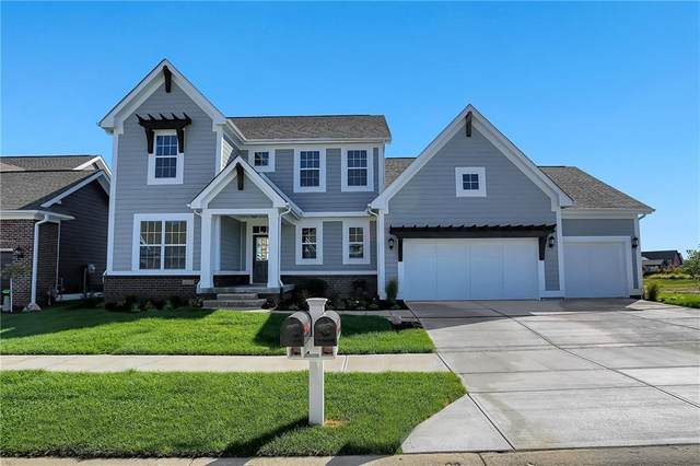 15525 Edenvale Drive, Westfield, IN 46074 (MLS #21739804) :: The Evelo Team