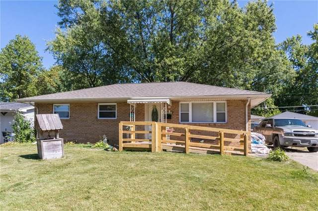 325 Gilbert Avenue, Beech Grove, IN 46107 (MLS #21739825) :: Mike Price Realty Team - RE/MAX Centerstone