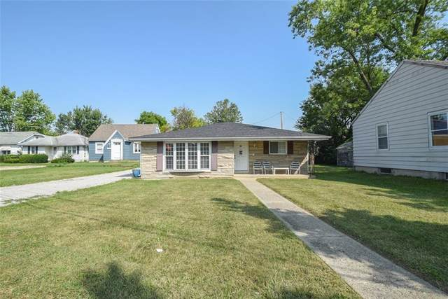 1408 W Bethel Avenue, Muncie, IN 47304 (MLS #21739902) :: Richwine Elite Group