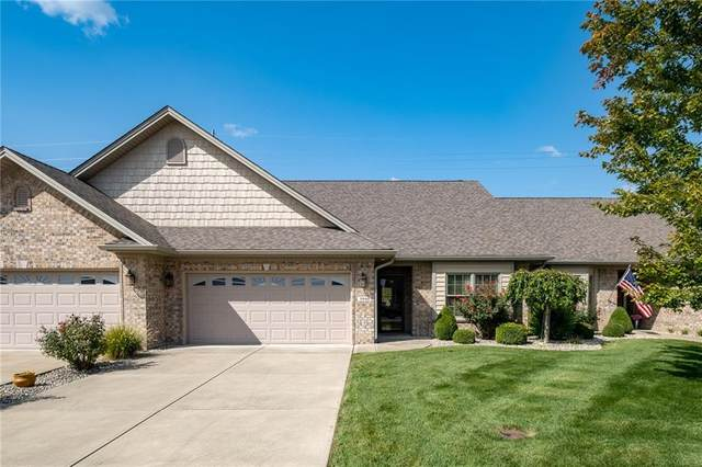 3940 Naples Drive, Columbus, IN 47203 (MLS #21739912) :: Mike Price Realty Team - RE/MAX Centerstone